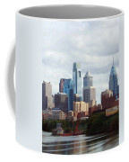 City Of Philadelphia Coffee Mug