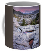 City Of The Rocks Coffee Mug