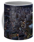 City Of Toronto Downtown After Sunset Coffee Mug
