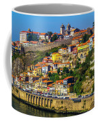 City On A Hillside Coffee Mug