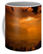 City On Fire Coffee Mug