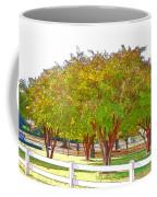 City Park 9 Coffee Mug
