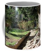 City Park Rhodes Greece Coffee Mug