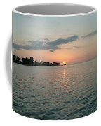 City Pier Holmes Beach Bradenton Florida Coffee Mug