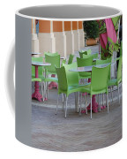City Place Seats Coffee Mug
