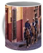 City Riding Coffee Mug