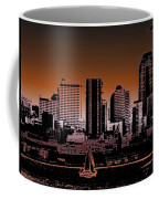 City Sailin 2 Coffee Mug