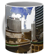City Skies Coffee Mug