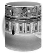City Square Vintage Black And White  Coffee Mug