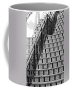 City Stairs II Coffee Mug