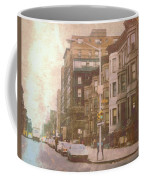 City Streets In Grunge 2 Coffee Mug