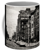 City Streets In Grunge Coffee Mug