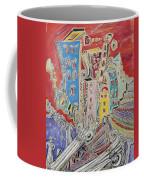 City Sunset, Coffee Mug