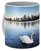 City Swan Coffee Mug