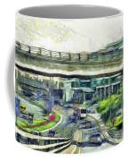 City Traffic Coffee Mug