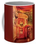 City - Vegas - Paris - Vins Detable Coffee Mug by Mike Savad
