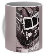 City Wall Art Tours Coffee Mug