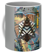 Cityline Abstract IIi Coffee Mug