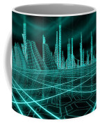 Cityscape 2010 Alpha Coffee Mug