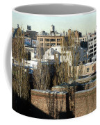 Cityscape Queens Coffee Mug