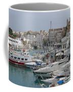 Ciutadella Marina Coffee Mug