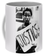 Civil Rights, 1961 Coffee Mug