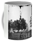 Civil War: Balloon, 1862 Coffee Mug