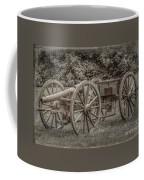 Civil War Cannon And Limber Coffee Mug