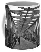 Civil War - Chain Bridge Coffee Mug