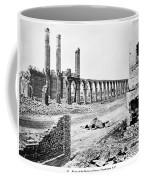 Civil War: Charleston Ruins Coffee Mug