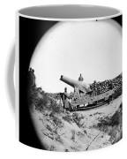 Civil War: Fort Fisher, 1865 Coffee Mug
