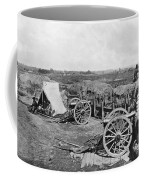 Civil War: Fortifications Coffee Mug