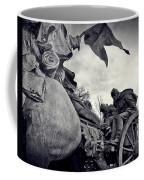 Civil War In Bronze Coffee Mug