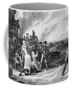 Civil War: Martial Law Coffee Mug by Granger