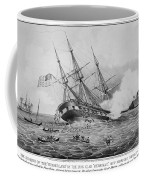 Civil War: Merrimac (1862) Coffee Mug