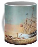 Civil War Merrimack 1862 Coffee Mug