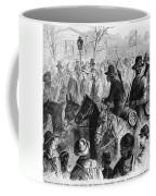 Civil War: Prisoner, 1864 Coffee Mug