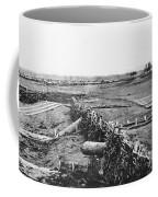 Civil War: Quaker Guns Coffee Mug by Granger