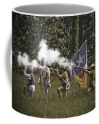 Civil War Re-enactment Coffee Mug