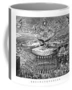 Civil War Reconstruction Coffee Mug