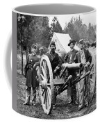 Civil War: Union Officers Coffee Mug