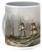 Civil War: Uss Kearsarge Coffee Mug