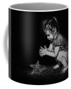Claire On Beach Coffee Mug