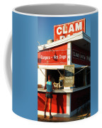 Clam Bar, East Hampton Coffee Mug