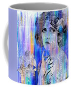 Clara Bow I'll See You In New York Coffee Mug