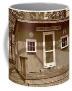 Clara's Sandwich Shop Coffee Mug