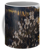 Claree Valley In Autumn - 10 - French Alps Coffee Mug