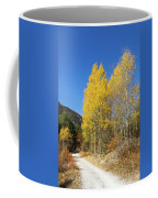 Claree Valley In Autumn - 11 - French Alps Coffee Mug