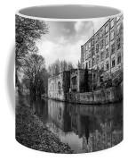 Clarence Mill, Bollington, England Coffee Mug