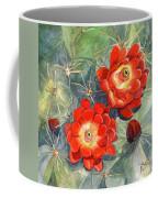 Claret Cup Cactus Coffee Mug